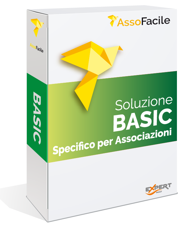 Box AssoFacile Basic